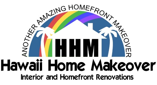 Hawaii Home Makeover - Maui interior and homefront renovations